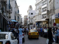 tunis ulice