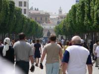 tunis hlavni ulice 2