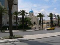 tunis pravoslavny kostel